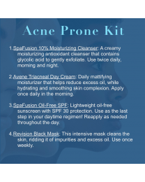 Pinski Dermatology Acne-Prone Kit