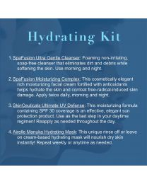 Pinski Dermatology Hydrating Kit